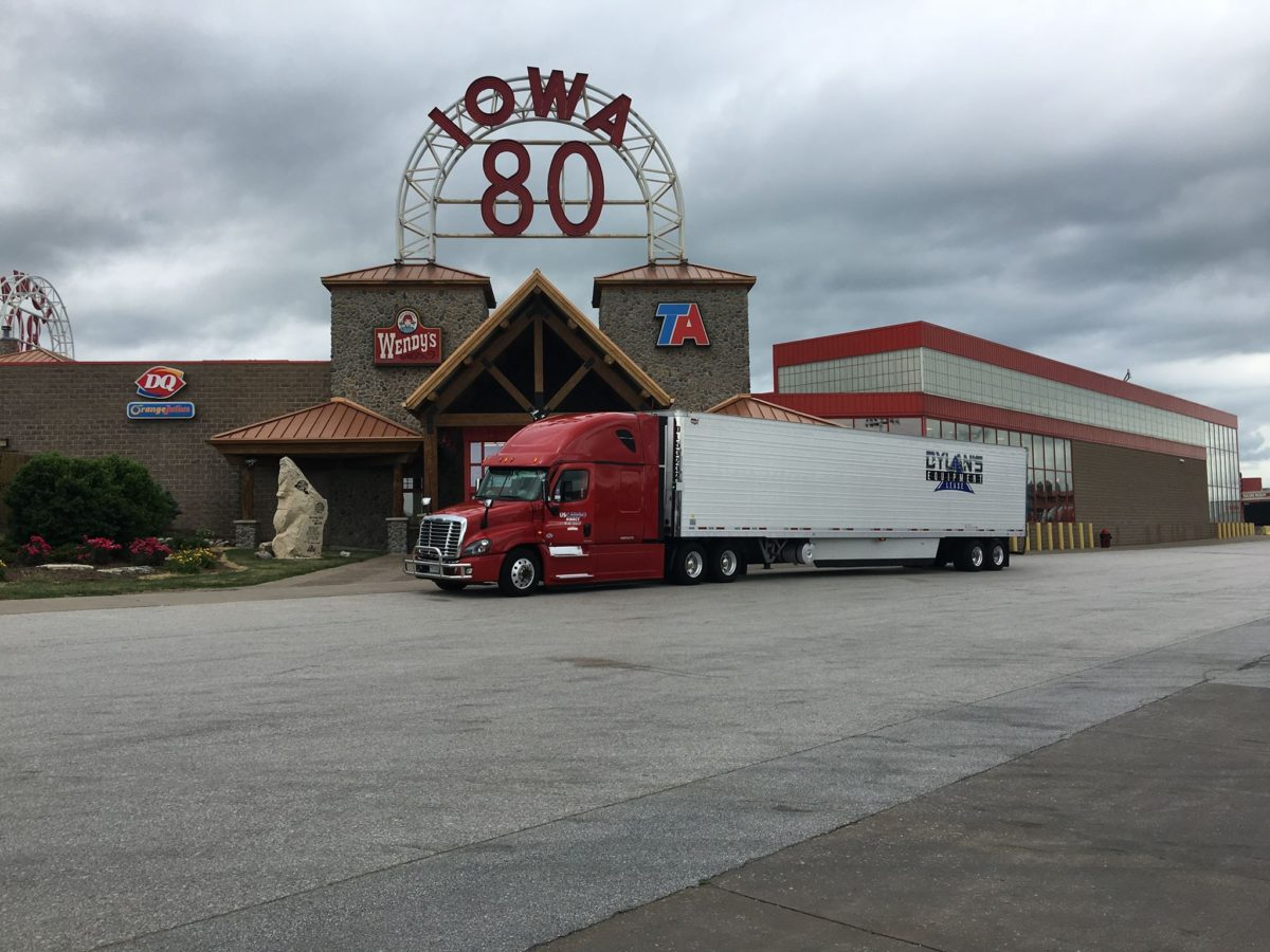 10 Of The The Best Truck Stops In The United States